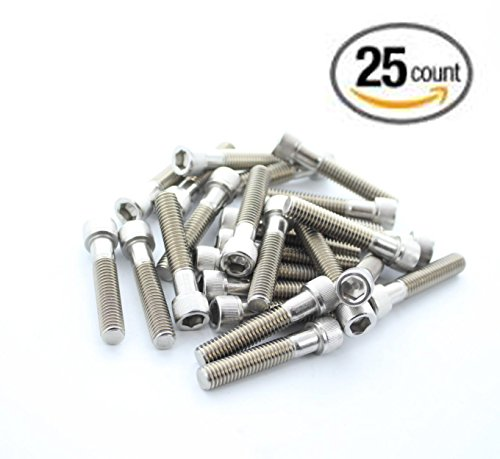 Pack of 25 Climbing Bolts 2
