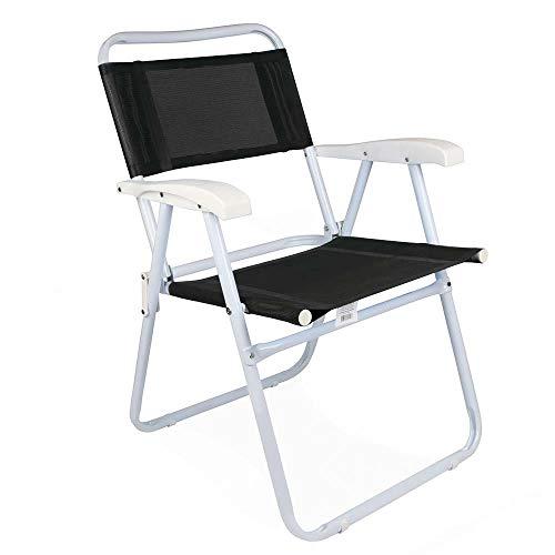 Cadeira Master Preta Mor