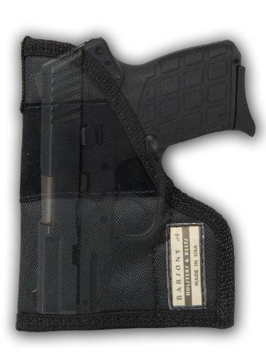 Barsony Gun Concealment Pocket Holster for KEL-TEC P11 PF9 P40
