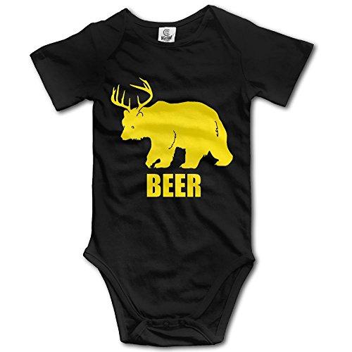 Bear Deer Baby Girls Clothing Summer Pajamas for Newborn for $<!--$10.01-->