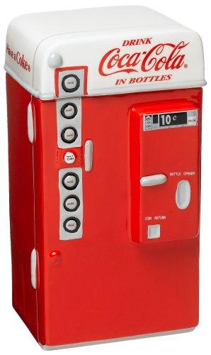 Cookie Coke Jar (Gibson Coke Vending Machine Cookie Jar)