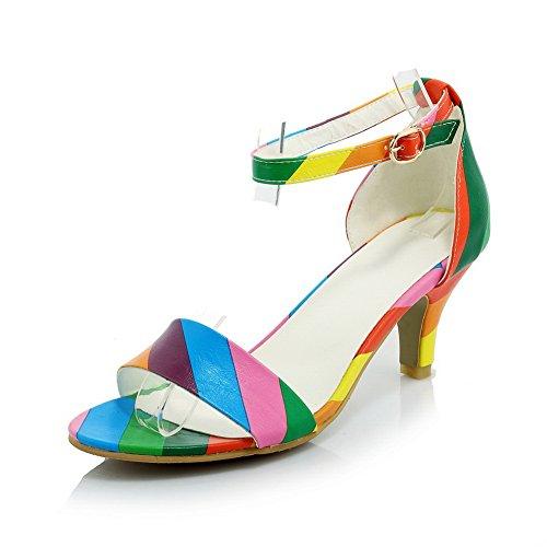 1TO9 , Sandales pour femme Multicolore