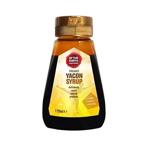 Of The Earth Organic Yacon Syrup 170ml