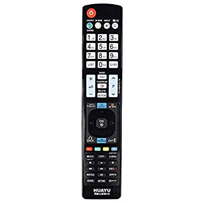 Universal Remote Control for LG TV Smart 3D LED LCD HDTV TV Replacement Remote AKB72914296, AKB74115502, AKB72914209,AKB72914293 AKB72914202