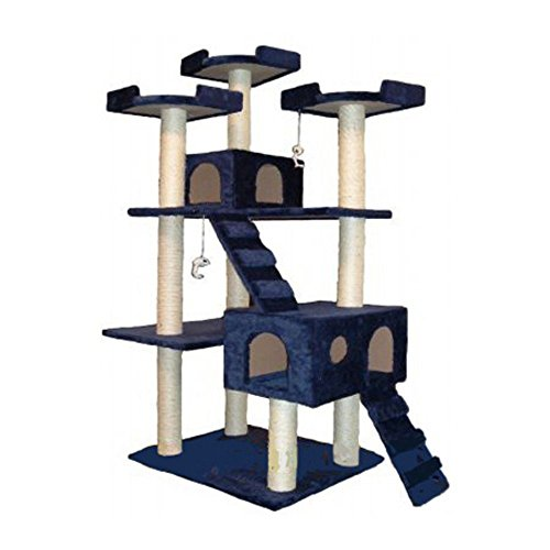 Go Pet Club Cat Tree – 72 in. 41Yc5v 8kyL