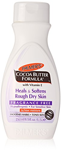 Cocoa Butter Lotion - Fragrence Free - 8.5 - Cocoa Free