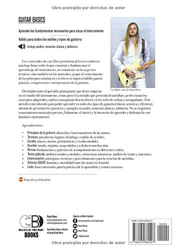 Guitar Basics: Amazon.es: Bayle, Cesc: Libros