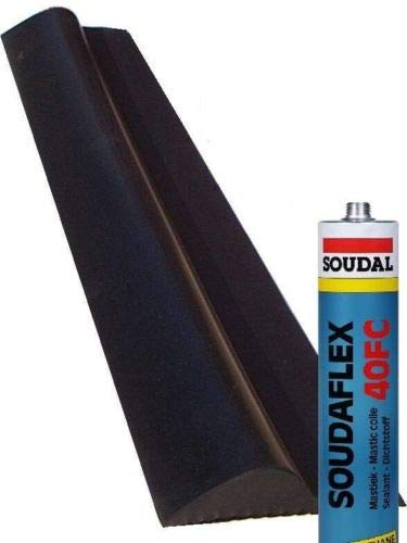 3ft / 914mm Door Floor Threshold Weather Seal Draught Excluder