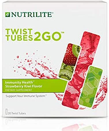 NutriliteTM Twist Tube 2GOTM Strawberry product image