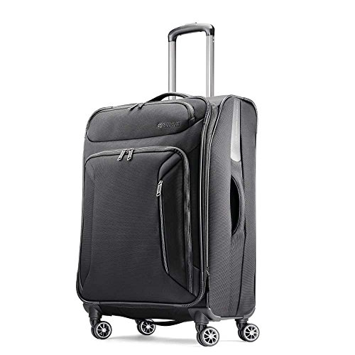 American Tourister 28 Spinner, Black American Tourister Lightweight Suitcase