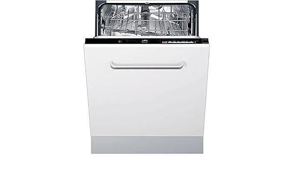 AEG F-65511-VI lavavajilla Totalmente integrado - Lavavajillas ...