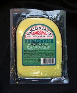 Horseradish Cheddar by Yancey's Fancy (7.6 ounce)
