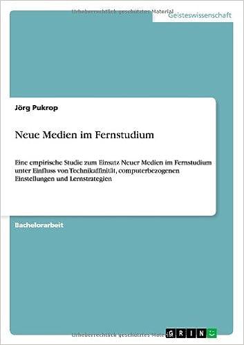 Book Neue Medien Im Fernstudium