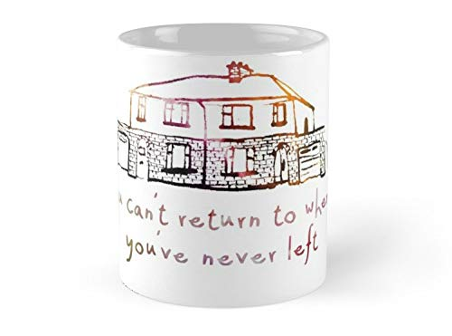 Shield Won Mug u2 cedarwood road house Mug - 11oz Mug - Features wraparound prints - Made from Ceramic - Best gift for family friends ()