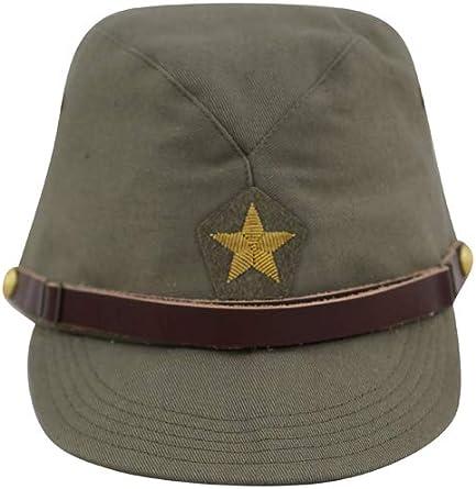 Militaryharbor Gorra de algodón con diseño de Oficial del ejército ...