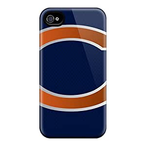 Beautiful Chicago Bears Covers For Iphone 6plus, Protective Cases Covers