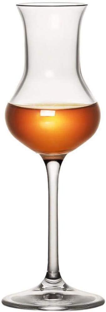 BWM - Copas de whisky para champán, vino y ron, Snifter ...