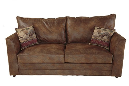 American Leather Sectional (American Furniture Classics Palomino Sleeper)