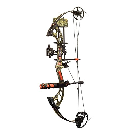 PSE Archery Stinger X SX RTS Pro Compound Bow, Right Hand, M