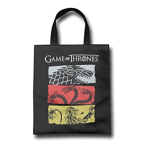 Price comparison product image Sunny Fish3hh Game Of Thrones Shopping Bag Tote Bag One Size