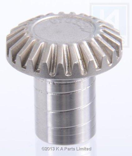 Ingranaggio a Cono (23 denti) per Hub Accessorio Mixer Verticale KitchenAid 9705130