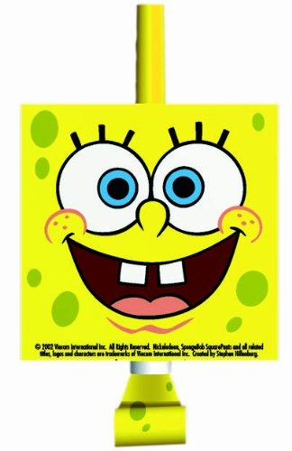 [Amscan SpongeBob 5-5/8