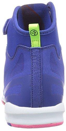 II High Zumba Pink Scarpe Fitness Blue Blu Flex qtaaZvE