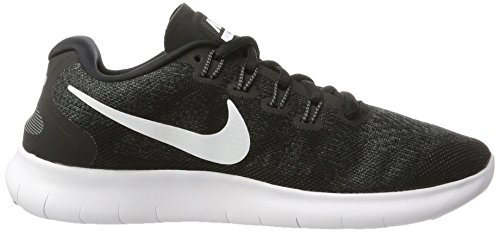 Wmns 2017 Running Dark NIKE 001 Black Anthracite Donna Free Nero Grey Scarpe White RN dqtXvt