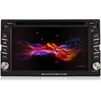 2 Din Android Car Stereo DVD GPS Bluetooth with 8 Cores 2GB RAM 32GB ROM support Backup Camera OBD2 ScreenMirror