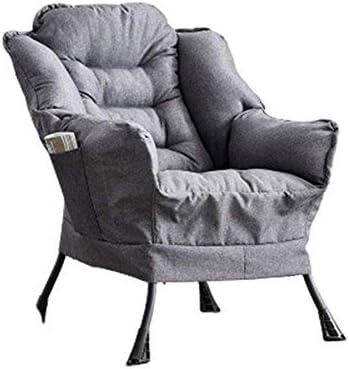 Lazy Sofa Nordic Balcony Lounge Chair Modern Minimalist Small Apartment Bedroom Single Sofa Recliner Sofa Chair