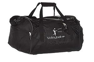 Tasche Team schwarz Volleyball
