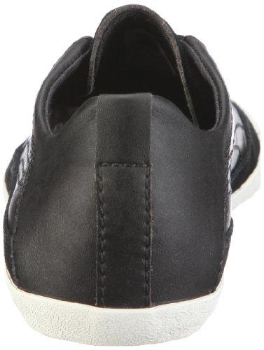 Puma colega zapatilla 352311 para hombre Negro (Schwarz/Black-Egret White)