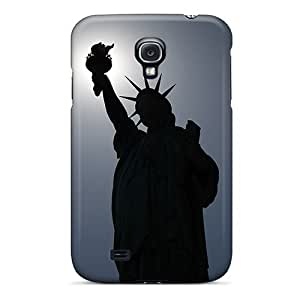 New Fashion Premium Tpu Case Cover For Galaxy S4 - Liberty Statue