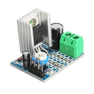 Arduino Compatible SCM & DIY Kits Module Board - 5Pcs TDA2030 TDA2030A Audio Amplifier Module - 5 x TDA2030A Audio Amplifier Module