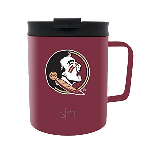Simple Modern 12oz Scout Travel Mug Florida State ()