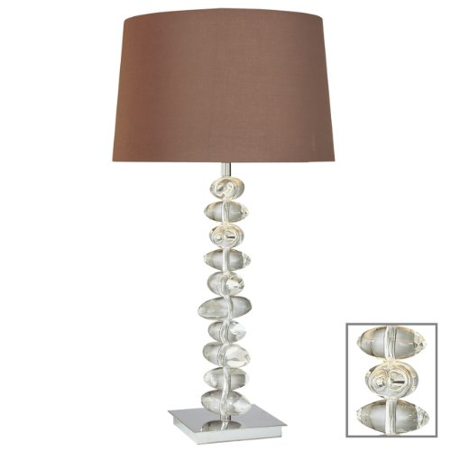 George Kovacs P733-077 One Light Table Lamp, 0.03