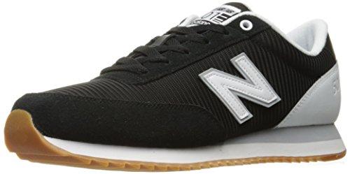 New Balance , Herren Sneaker mehrfarbig schwarz / weiß