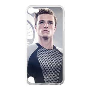 Every New Day The Hunger Games Peeta Mellark Josh Hutcherson Unique Custom IPOD 5TH Best Rubber+Plastic Cover Case