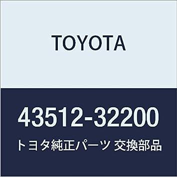 Toyota 43512-02250 Disc Brake Rotor