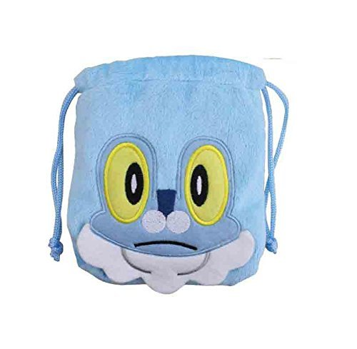 Pm Blue Handbag (Pokemon purse Keromatsu Blue PM-2073)