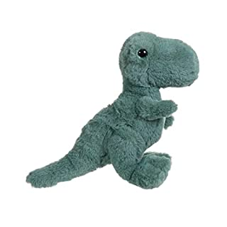 Apricot Lamb Toys Plush Dinosaur Stuffed Animal Soft Cuddly Perfect for Girls Boys (Green Dinosaur, 10 Inches)