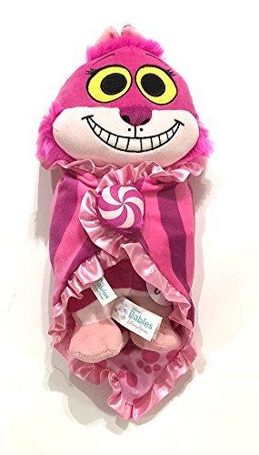 Disney Baby Cheshire Cat in a Blanket Plush Doll Alice in Wonderland -