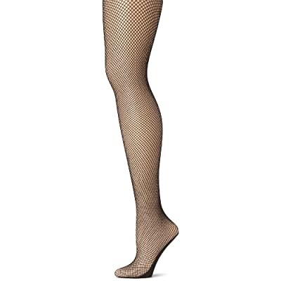 Capezio Women's Professional Fishnet Seamless Tight at Women's Clothing store: Nude Fishnet Tights