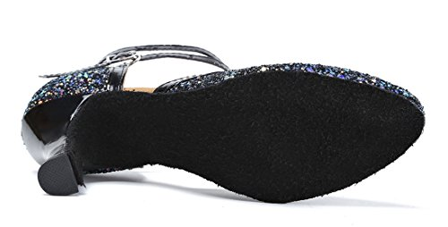 TDA 5cm cuña con 7 Sandalias Black mujer rX4rn
