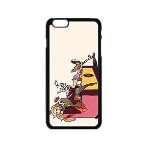 Cartoon Anime Pokemon fashion Phone case for iPhone 6