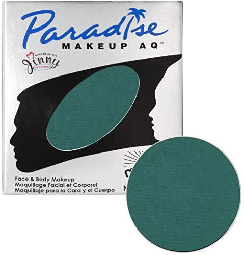 (Mehron Makeup Paradise Makeup AQ Refill (.25 oz) (Deep)