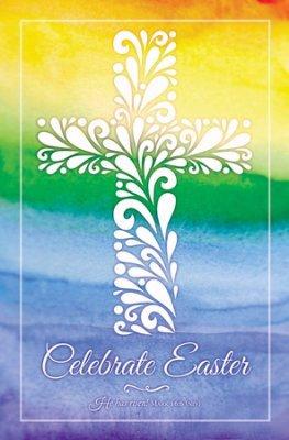 Bulletin-Celebrate Easter (Easter) (Mark 16:6) - Malls Pa Outlet