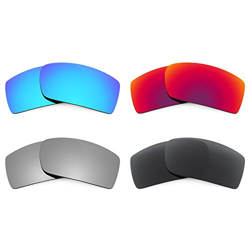Revant Replacement Lenses for Oakley Gascan 4 Pair Combo ...