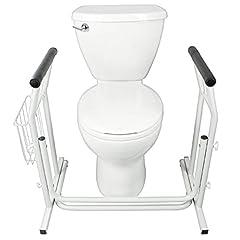 Stand Alone Toilet Rail