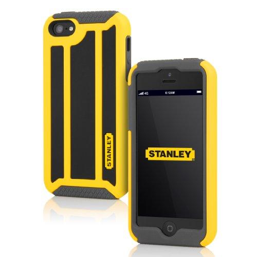 Incipio Stanley Highwire Schutzhülle für iPhone 5/5S mit Gürtelclip, Schwarz/Gelb